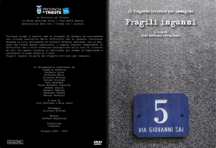 Fragili Inganni cover